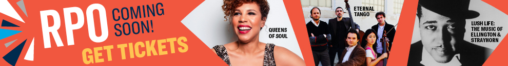 Coming Soon: Queens of Soul, Eternal Tango, Lush Life: The Music of Ellington & Strayhorn